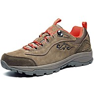 Women's Athletic Shoes Spring / Summer/Fall/Winter Comfort Suede Outdoor / Athletic Flat Heel Gray /Taupe Hiking