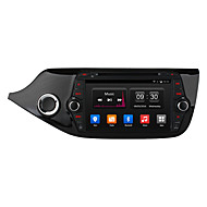 Ownice C300 Quad Core Android 4.4 8 Inch HD 1024*600 Car Dvd Player GPS for Kia ceed