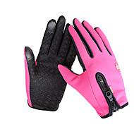 Ski-Handschuhe Vollfinger Herrn Damen Unisex Sporthandschuhe warm halten Wasserdicht Windundurchlässig Skifahren Fahrradhandschuhe