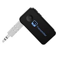 transmissor Bluetooth estereo audio música com 3,5 milímetros saída de áudio para alto-falantes ou fones de ouvido Bluetooth