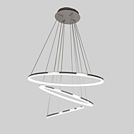Max 70W Pendant Light ,  Modern/Contemporary Electroplated Feature for LED / Mini Style MetalLiving Room / Bedroom / Dining Room / Study