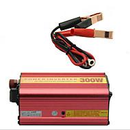 300W autós inverter automatikus konverzió 12v 220V ventilátorral&usb