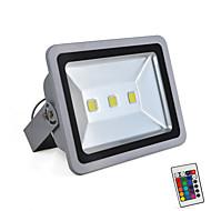 150w RGB 16 색 변화가 홍수 빛 방수 야외 램프 스포트 라이트 정원 주도 (AC85-265V)