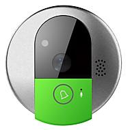 Visual Intercom Doorbell C95 ElectronicCat's Eye