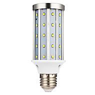 E27 12waty úspora energie vysoké lumen vedl kukuřičná světlo 60 x SMD 2835 1200lm 6000-6500k studená bílá střídavé 220V 1 ks