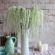 1 1 ענף קלקר / פלסטיק Others סל פרח פרחים מלאכותיים 35.4inch/90cm