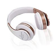 JKR JKR-212B אוזניות (רצועת ראש)Forנגד מדיה/ טאבלט / טלפון נייד / מחשבWithעם מיקרופון / DJ / בקרת עצמה / גיימינג / ספורט / מבטל רעש /