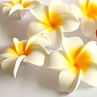 """1 Κλαδί Πολυεστέρας Others Λουλούδι για Τραπέζι Ψεύτικα λουλούδια 7 (2.7"""")"""