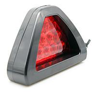 automobilové brzdové světlo vedl burst blikající trojúhelník brzda obecně lampa modifikované koncové světlo vozidla