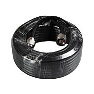 Auton imukuppiantenni / Jagiantenni / läppäriantenni N-naaras Metalli Signal Booster /