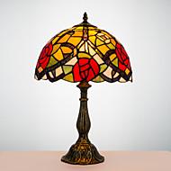 40W Hagyományos/klasszikus / Tiffany Íróasztali lámpa , Funkció mert Ívelt , val vel Festmény Használat Soros Kapcsoló