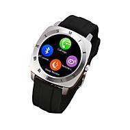 montre DM88 intelligent, moniteur de fréquence cardiaque / tracker de sommeil / appels mains libres pour ios et les téléphones