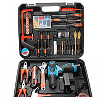 Jin Dewei 12 V Multi-Function Miniature Household Tool Set