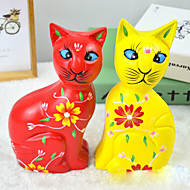 2PC Newfangled Artware Decorative Items Indoor Office Fashionable Holiday Gift Counter Decorations