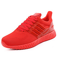 Running Shoes Unisex Sneakers Spring / Summer / Fall / Winter Platform / Creepers / Comfort / Round Toe Tulle Outdoor / Athletic