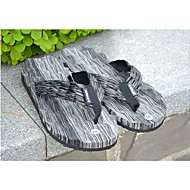 Men's Slippers & Flip-Flops Summer Slippers PU / PVC Casual Flat Heel Others Blue Others