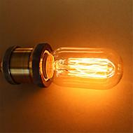 T45 40W E27 szüret Edison izzók izzók (ac220-240v)