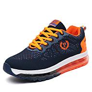 Per bambino-Sneakers-Tempo libero / Sportivo / Casual-Comoda-Piatto-Sintetico-Nero / Blu / Grigio