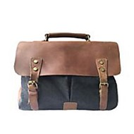Unisex Canvas Outdoor Satchel