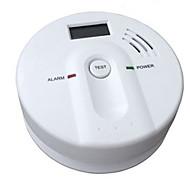 Kohlenmonoxid-Alarm mit 85 db Alarm und Flüssigkristallanzeige und en5029 Alarm Standard
