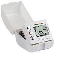 HANYUE HY-0098 Intelligent Automatic Blood Pressure Instrument Time The Voice Device