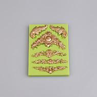 1 BakkenHoge kwaliteit / Modieus / Anti-aanbak / Handvatten / Milieuvriendelijk / nieuwe collectie / Hot Sale / cake Decorating / Baking