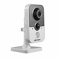 HIKVISION DS-2cd2410fd-iw onvif 1.0mp מצלמת IP רשת קוביה פו ir (מובנה PIR Wi-Fi מיקרופון)