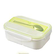 1 Kjøkken Plast Lunsjbokser
