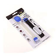 Reflekterende Gear / LED-reflekser Refleksbånd / LED Løb silica Gel Sølv / Gråt / Brun / Hvid
