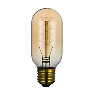 40W E27 retro ipar izzó Edison stílus