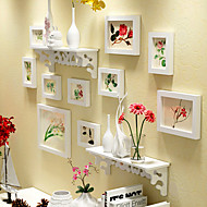 Factory Wholesale10 Carved Frame Combination Racks Wall Photo Photo Wall Wall Wall Wood Frame