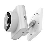 LEKEMI Baby Monitor Mini WiFi IP Camera HD 720P with Night Vision Two-way Audio Motion Detection