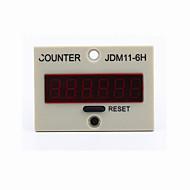 jdm11-6h elektronik dijital sayaç