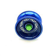 Yo-yo Boş Hobi / profesyonel Seviye Dairesel Metal Kahverengi / Fildişi / Gri Çocuklar İçin