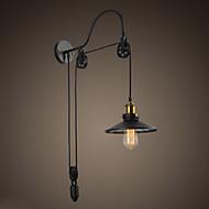 AC 100-240 40W E26/E27 מסורתי/קלאסי / כפרי / גס צביעה מאפיין for LED,כלפי מטה פמוטי קיר אור קיר