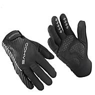 Gloves Sports Gloves Unisex Cycling Gloves Spring / Autumn/Fall / Winter Bike GlovesKeep Warm / Anti-skidding / Wearproof / Wearable /