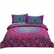 BeddingOutlet Mandala Bedding Posture Million Romantic Soft Bedclothes Plain Twill Boho 3Pcs drap de lit Favorite