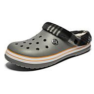 Men's Slippers & Flip-Flops Fashion Indoor Cotton Slippers Casual Flat Heel Slip-on Walking EU39-43