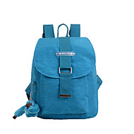 Women Nylon Casual Outdoor Backpack All Seasons
