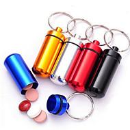 Sleutelhanger Cilindrisch Hoge kwaliteit Sleutelhanger / Multifunctioneel Regenboog Metaal / Aluminium