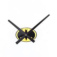 Modern Style DIY Batman Mute Wall Clock