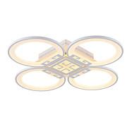 48W צמודי תקרה ,  מודרני / חדיש / מסורתי/ קלאסי צביעה מאפיין for LED / סגנון קטן מתכתחדר שינה / חדר אוכל / מטבח / חדר עבודה / משרד / חדר