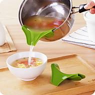 1 Δημιουργική Κουζίνα Gadget / Πολλαπλών Λειτουργιών Σιλικόνη Ειδικά Εργαλεία