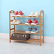 Wood for Shoes Rack & Hanger Others Coffee