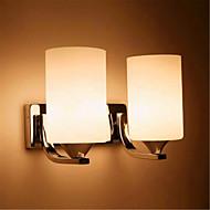 AC 220-240 5 E26/E27 Moderne/ Samtidig Sølv Trekk for LED / Mini Stil / Pære inkludert,Atmosfærelys Vegglamper Wall Lys