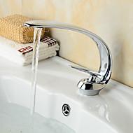 håndvasken vandhane moderne design vandfald