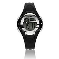 Kids' Sport Watch / Wrist watch Digital LCD / Calendar / Water Resistant/Water Proof / Stopwatch Plastic BandCartoon / Sparkle / Dot /