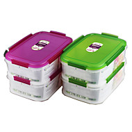 Food Savers Food Storage Containers with Divider (1.15L1.15L)*2P