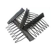Clips 发卡 Wig Accessories Plastic 20 Ferramentas perucas de cabelo