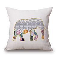 1 ks Polyester Polštářový potah,Zvířecí potisk Módní a moderní / Zvýraznění / dekorace